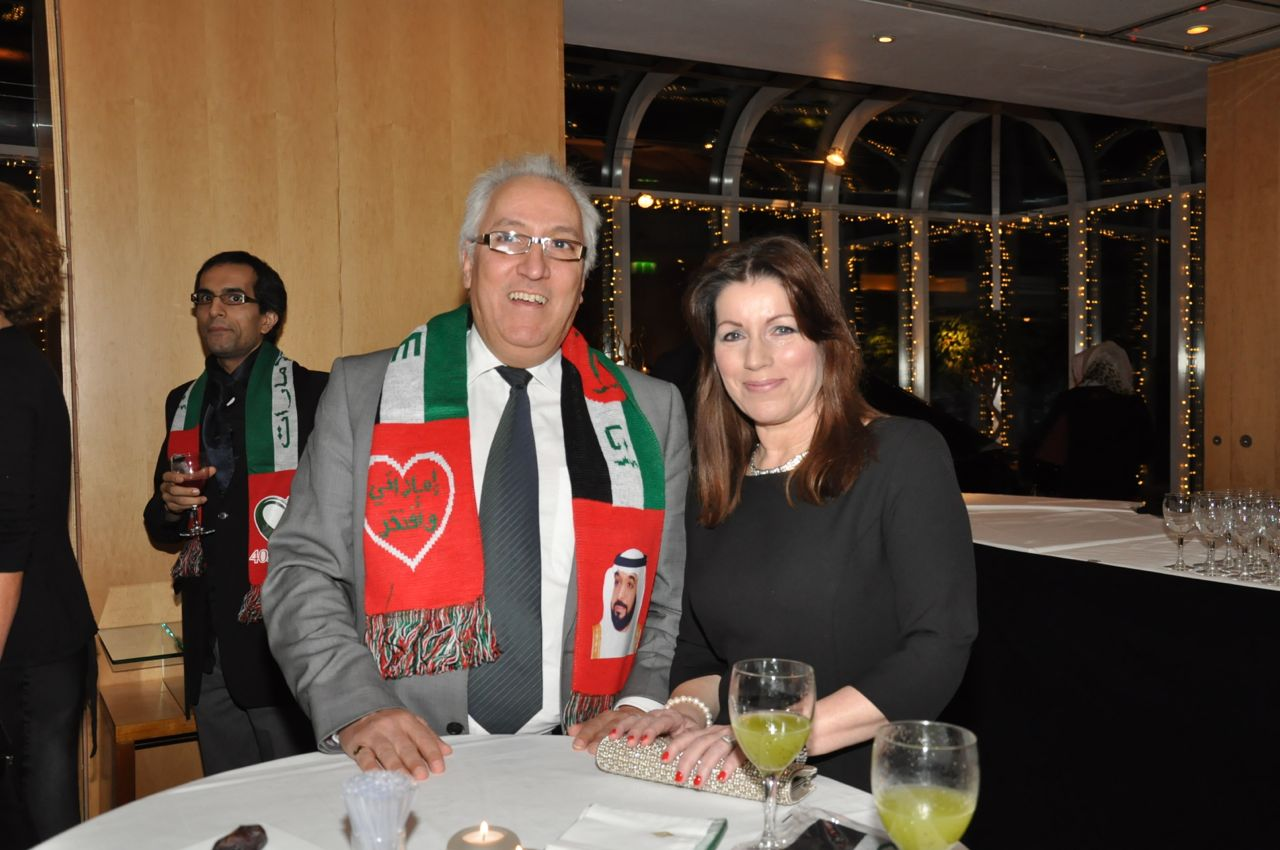 Abdul salam ABCC and his wife