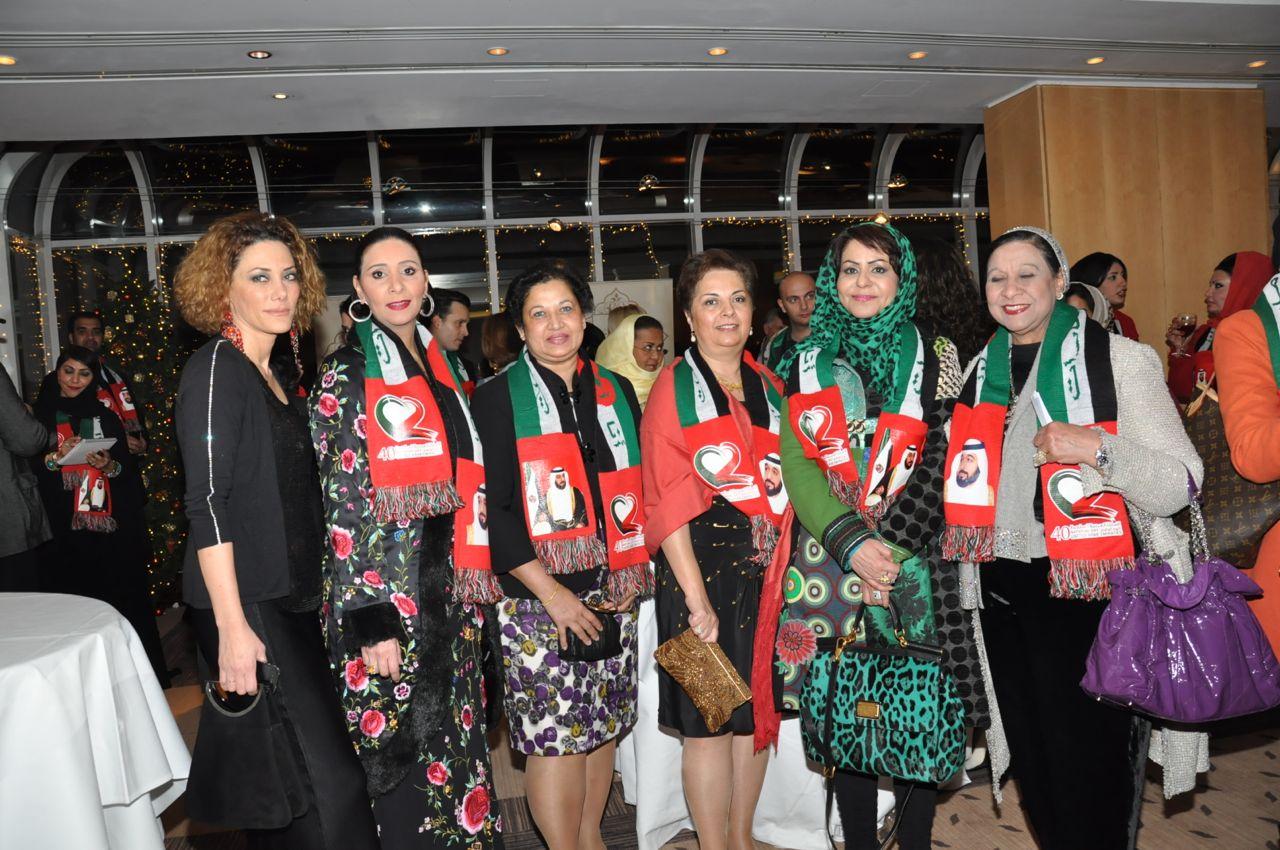 Asma Al_Mana, Shaikha Hind Al Qasimi, DAwser Deli,Ms.Denver, Zainab Al Farhan