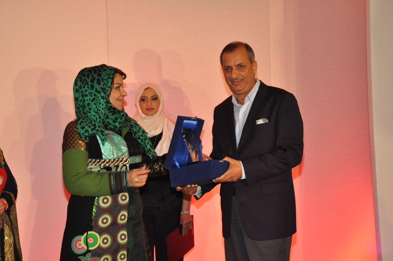 shaikha Hind Al Qasimi & Dr.Sabah Nahi
