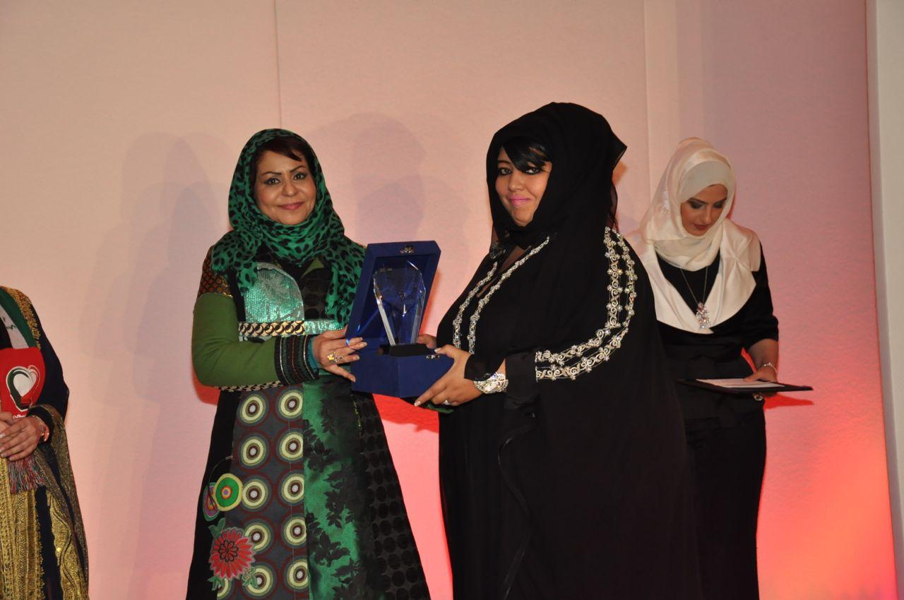shaikha Hind Al Qasimi & Hanadi  adwan