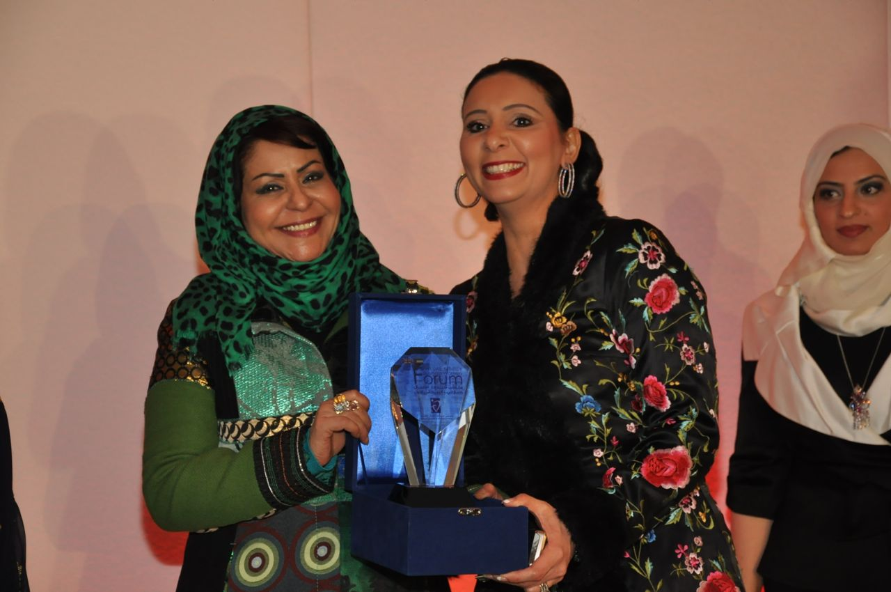 shaikha Hind Al Qasimi & Zainab Al Farhan